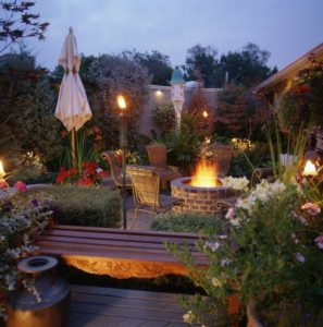 Outdoor Spaces Designed for Living by European Garden Design Calgary